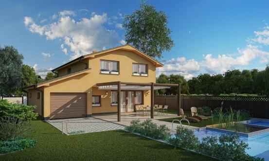 projekt domu PREMIER 203