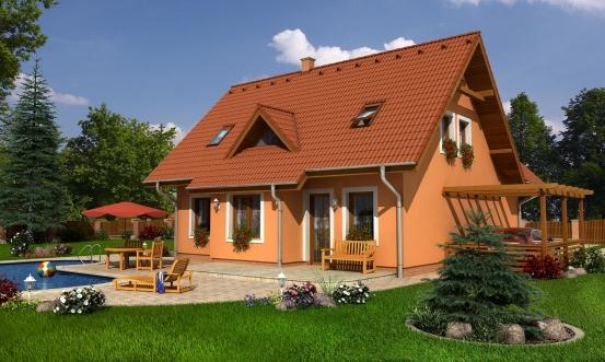 projekt domu PREMIER 58