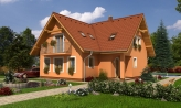 Krásny dom pre veľkú rodinu