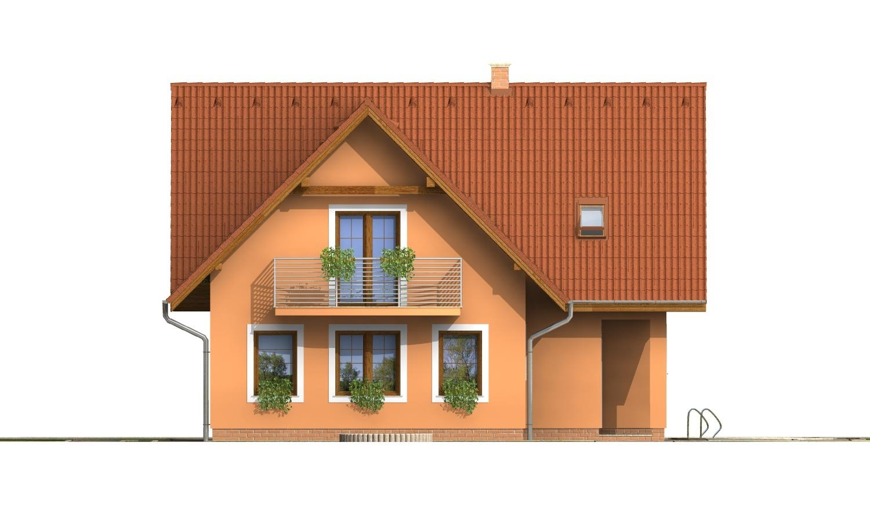 Pohľad 4. - Krásny dom pre veľkú rodinu.