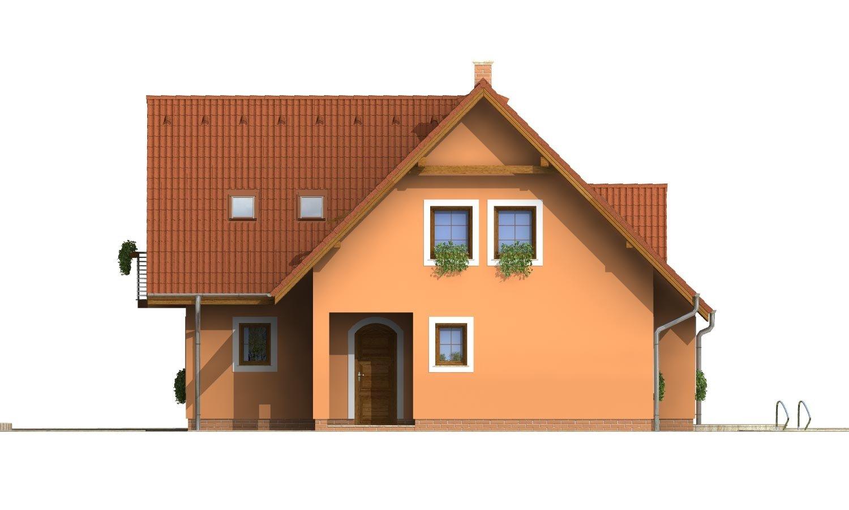 Pohľad 1. - Krásny dom pre veľkú rodinu