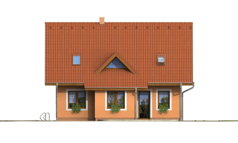 Pohľad 2. - Krásny dom pre veľkú rodinu.
