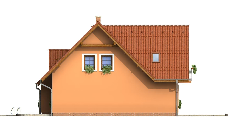 Pohľad 3. - Krásny dom pre veľkú rodinu.