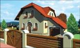 Klasický 4-izbový rodinný dom s garážou