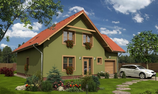 projekt domu PREMIER 65