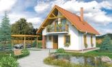 Malý dom vhodný aj na záhradnú chatu