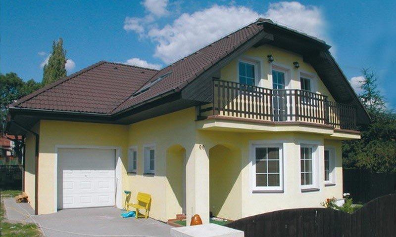 projekt domu PREMIER 95