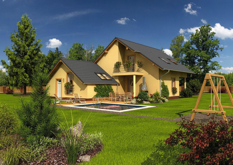 projekt domu PREMIER 96