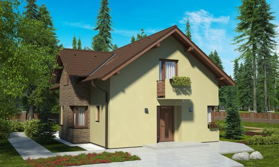 projekt domu PREMIUM 213