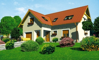 projekt domu PREMIUM 215