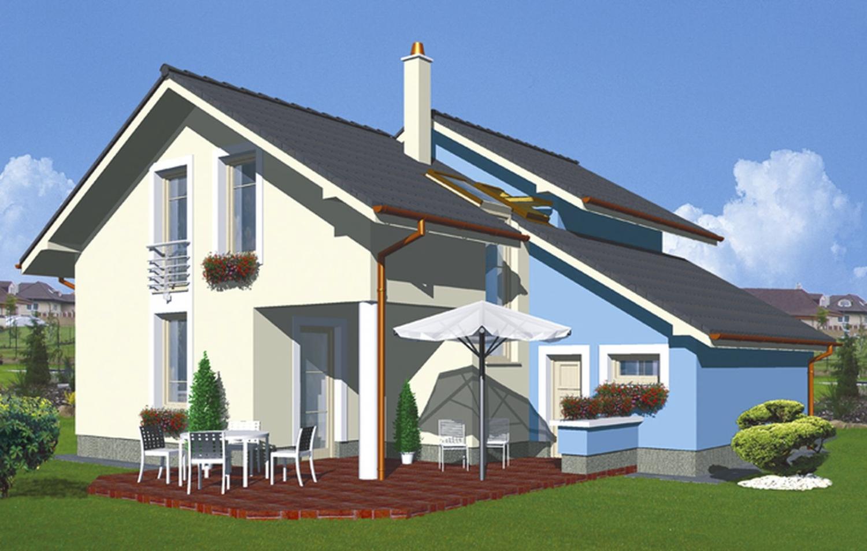 projekt domu PREMIUM 216