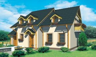 projekt domu PREMIUM 217