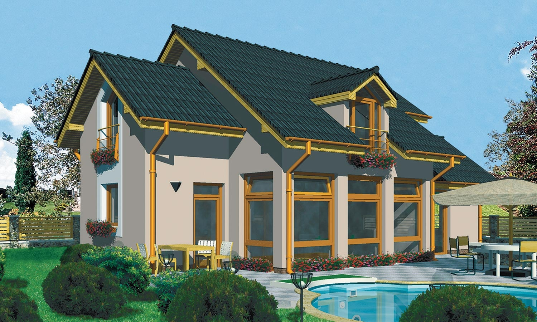 projekt domu PREMIUM 218