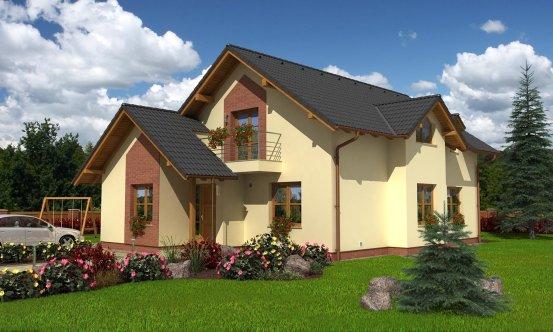 projekt domu PREMIUM 219