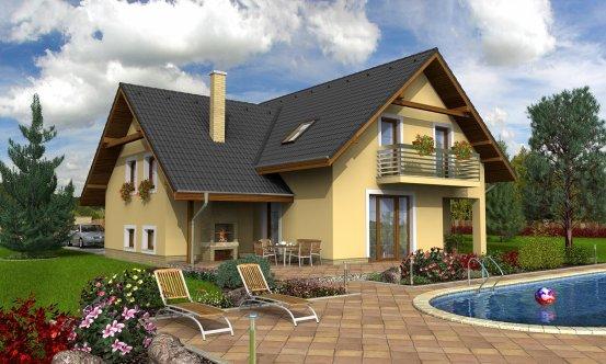 projekt domu PREMIUM 221