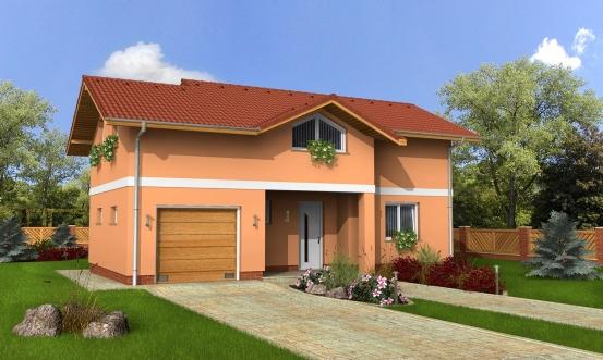 projekt domu PREMIUM 231