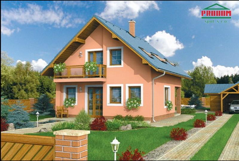 projekt domu PRIMA