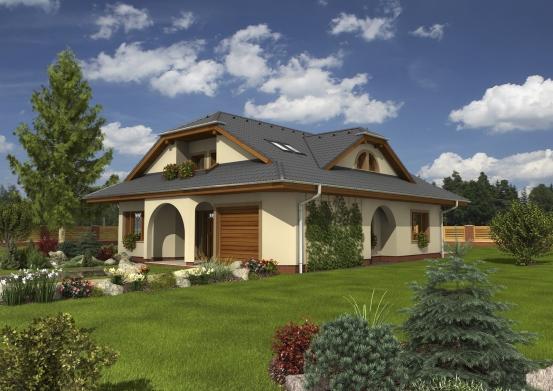 projekt domu RIVIERA 200