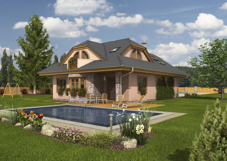 projekt domu RIVIERA 202
