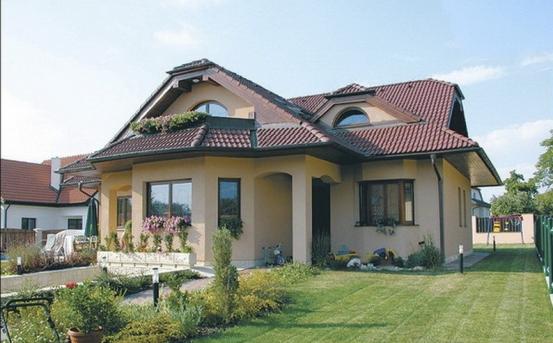 projekt domu RIVIERA 204
