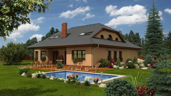 projekt domu RIVIERA 205