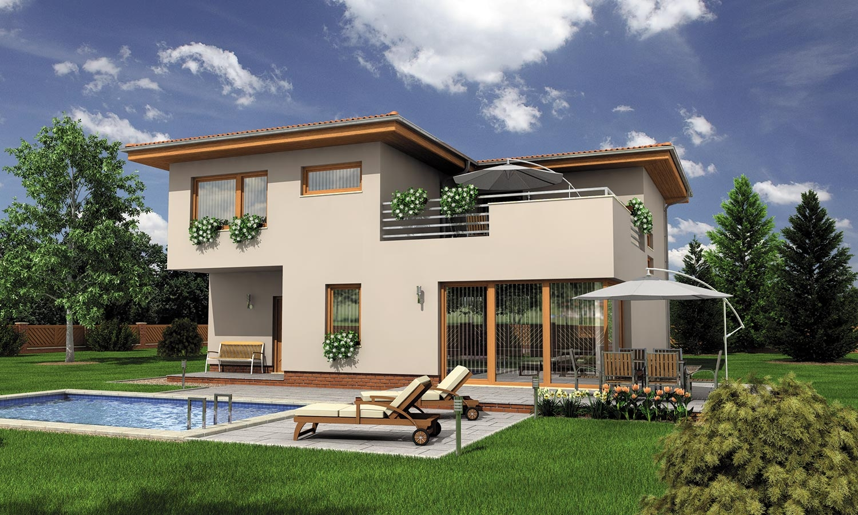 projekt domu TENUITY 502