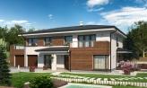 Dom pre náročných stavebníkov s dvojgarážou