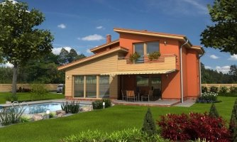 projekt domu TREND 263