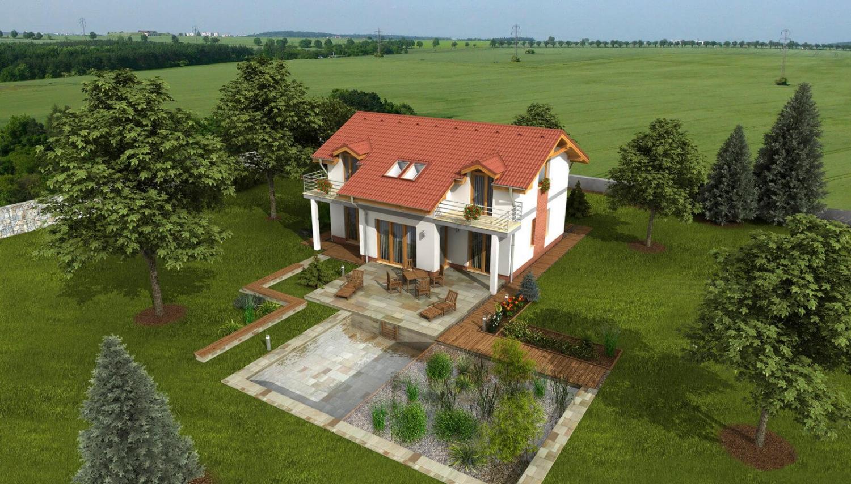 projekt domu TREND 269