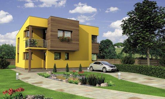 projekt domu TREND 274