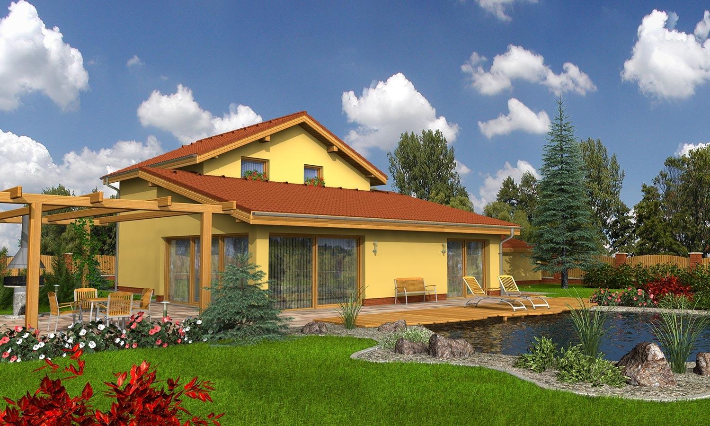 projekt domu TREND 276