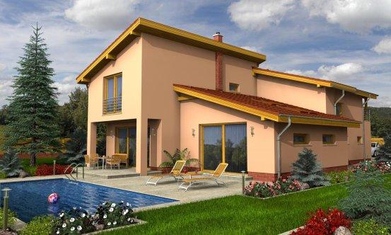 projekt domu TREND 279