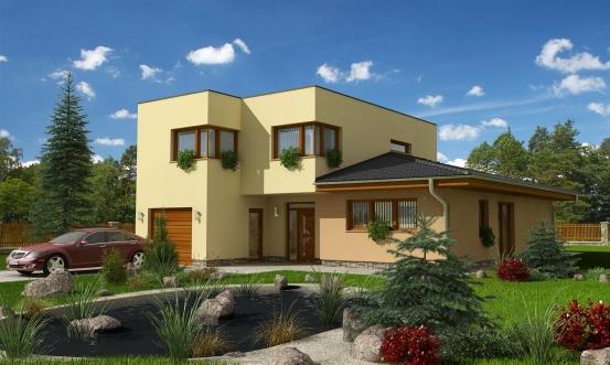 projekt domu TREND 287