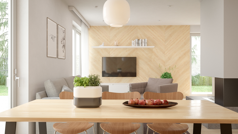 projekt domu TREND 297
