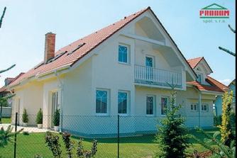 projekt domu VARIANT 55